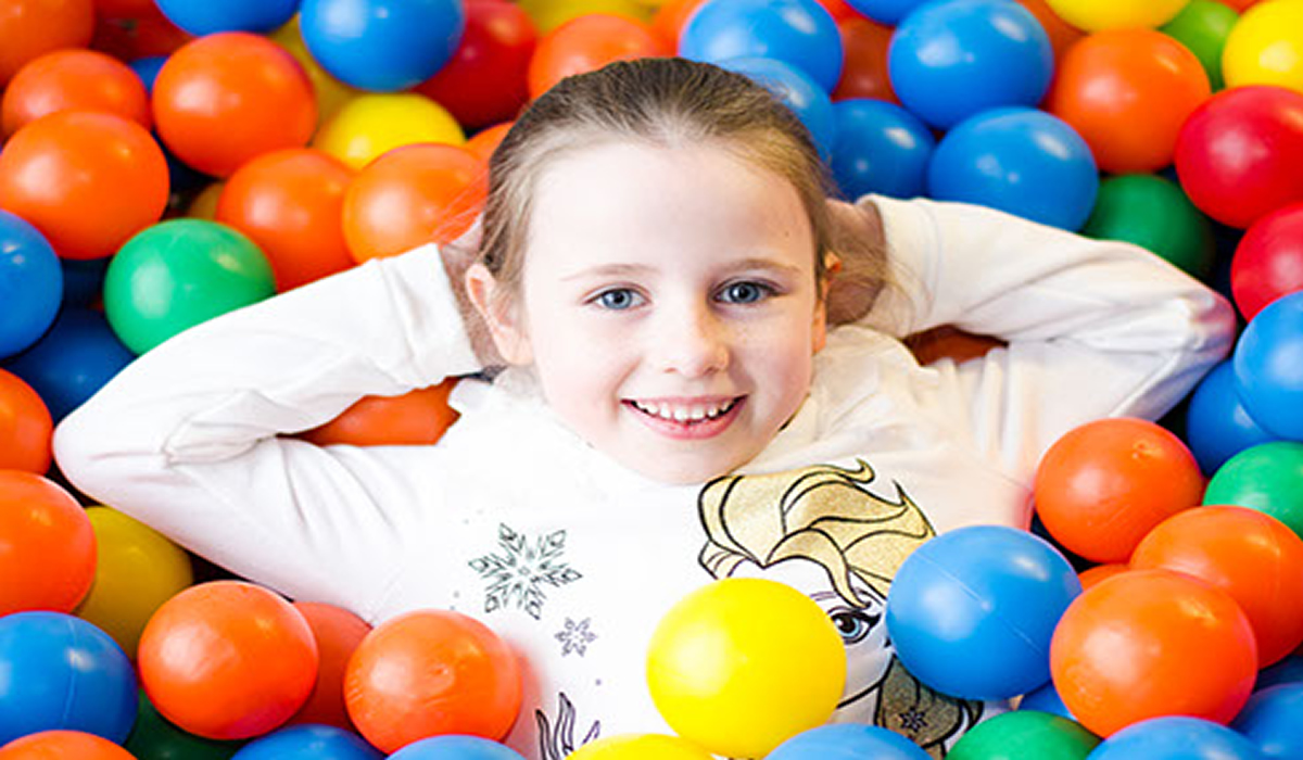Play Facilities at Treasure Island Kids Zone